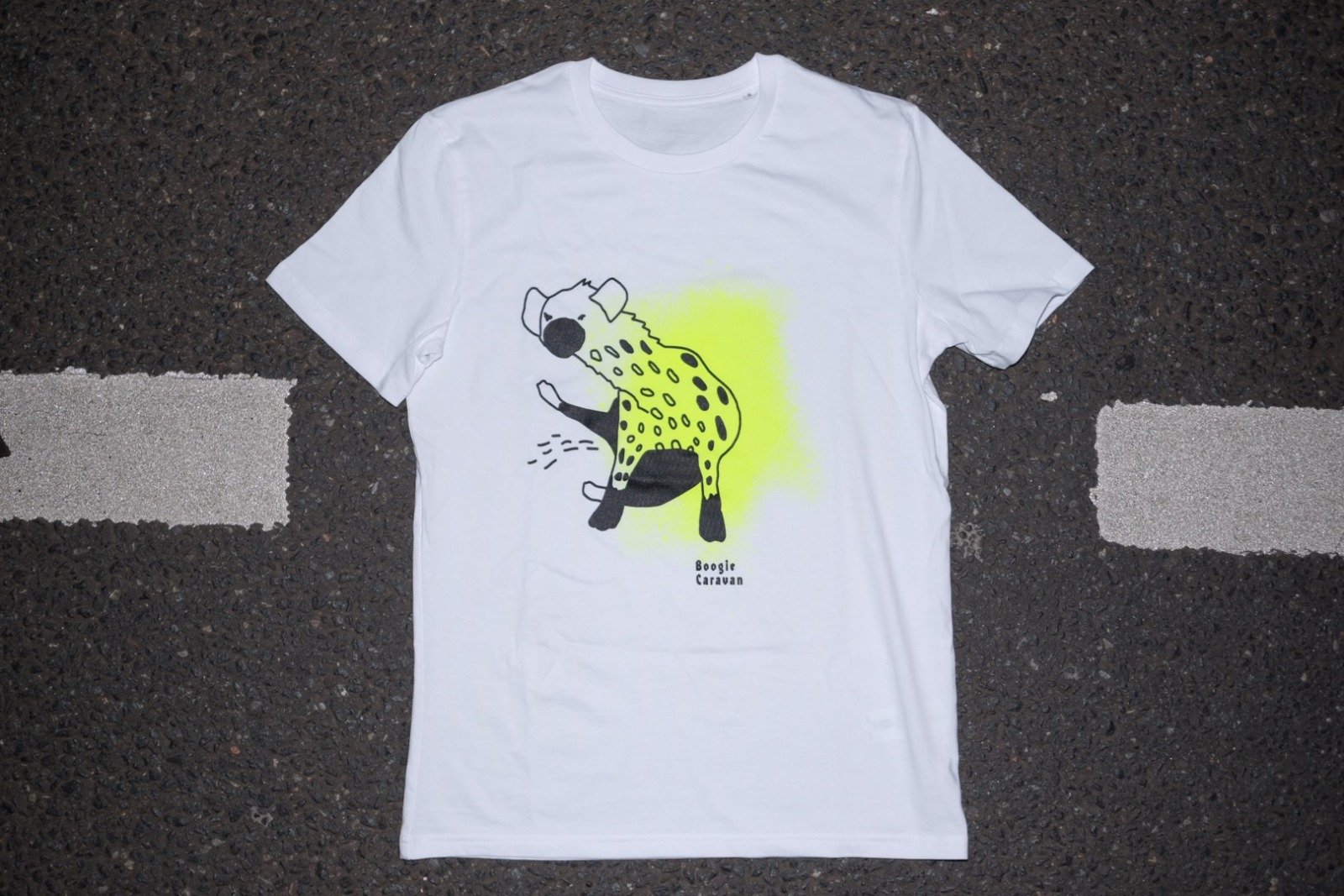 Boogie Caravan T-Shirt 3