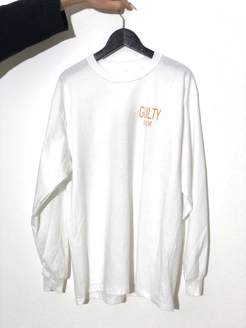 Guilty by OM Longsleeve-Shirt