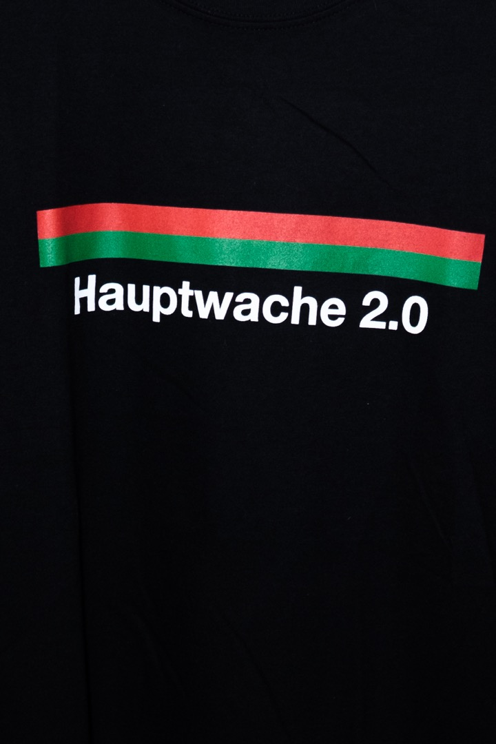 Hauptwache 2.0 Longsleeve-Shirt black - 2