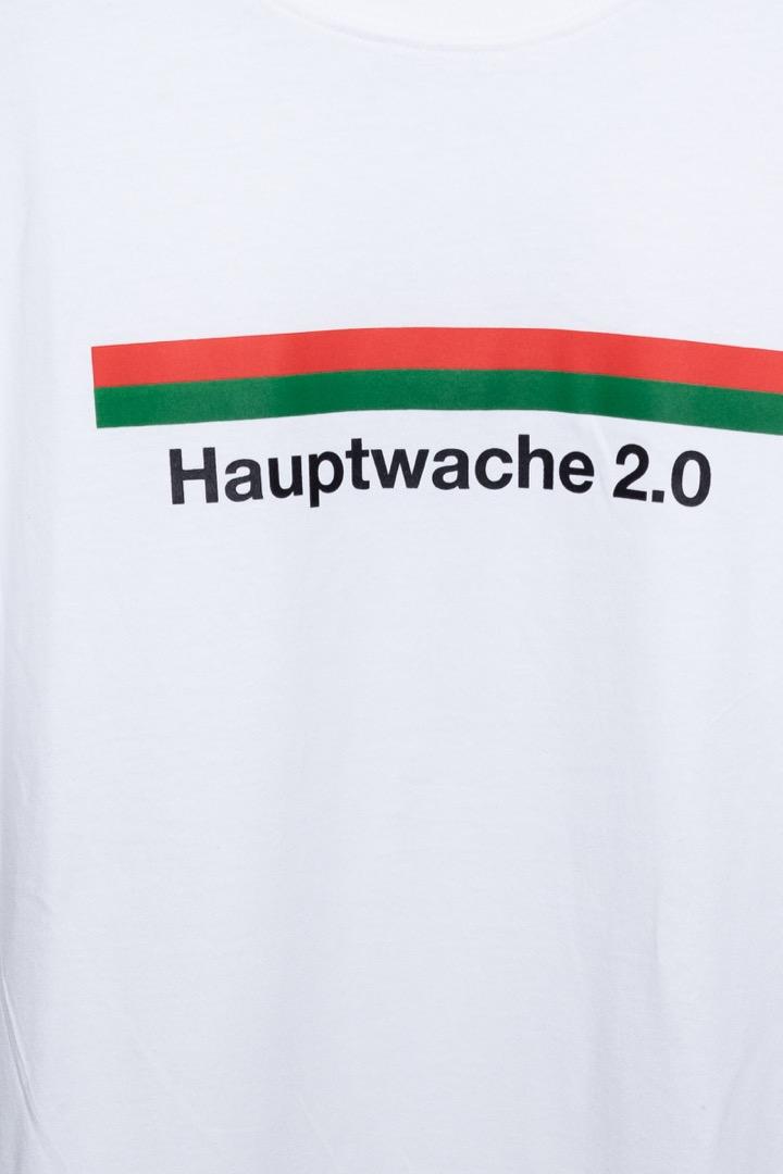 Hauptwache 2.0 Longsleeve-Shirt white - 2