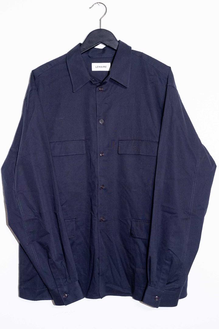 4-Pockets Overshirt