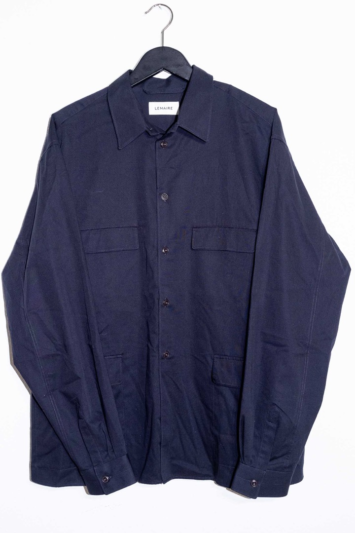 4-Pockets Overshirt - 1