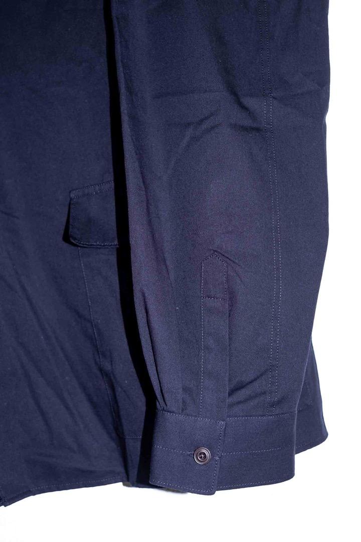4-Pockets Overshirt 2