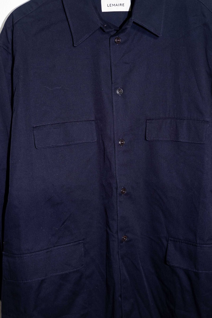 4-Pockets Overshirt - 3