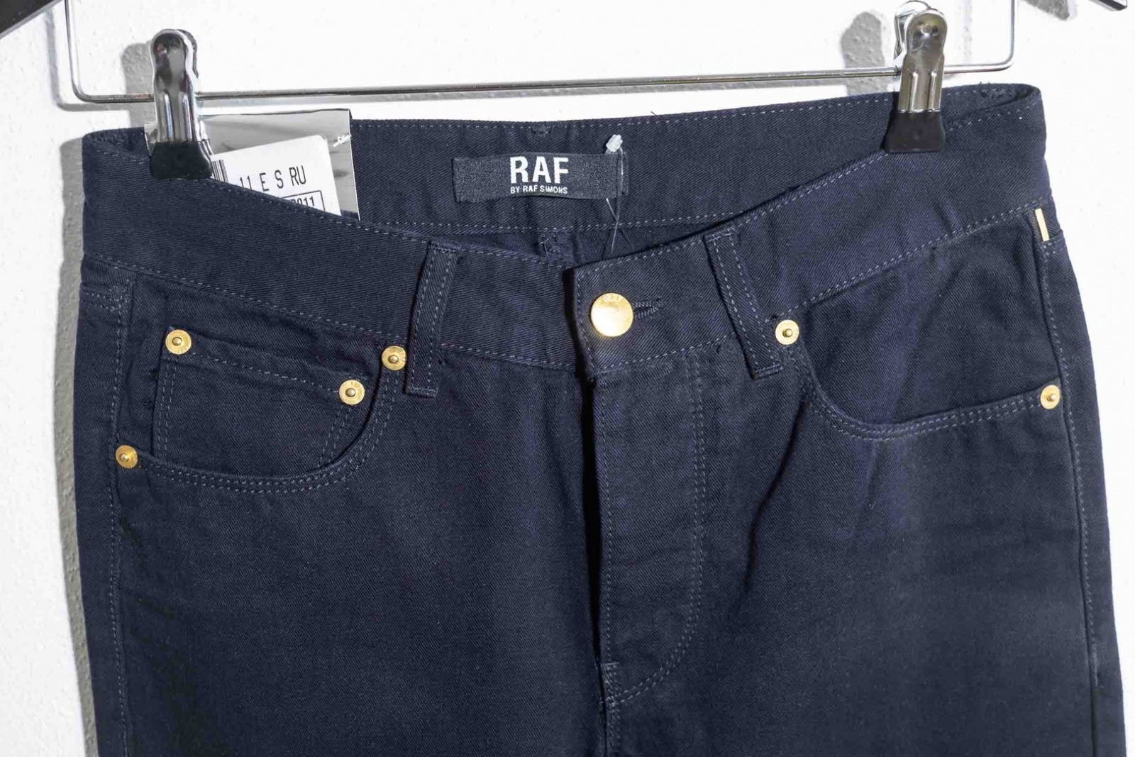 RAF Denim Slim-Fit 5