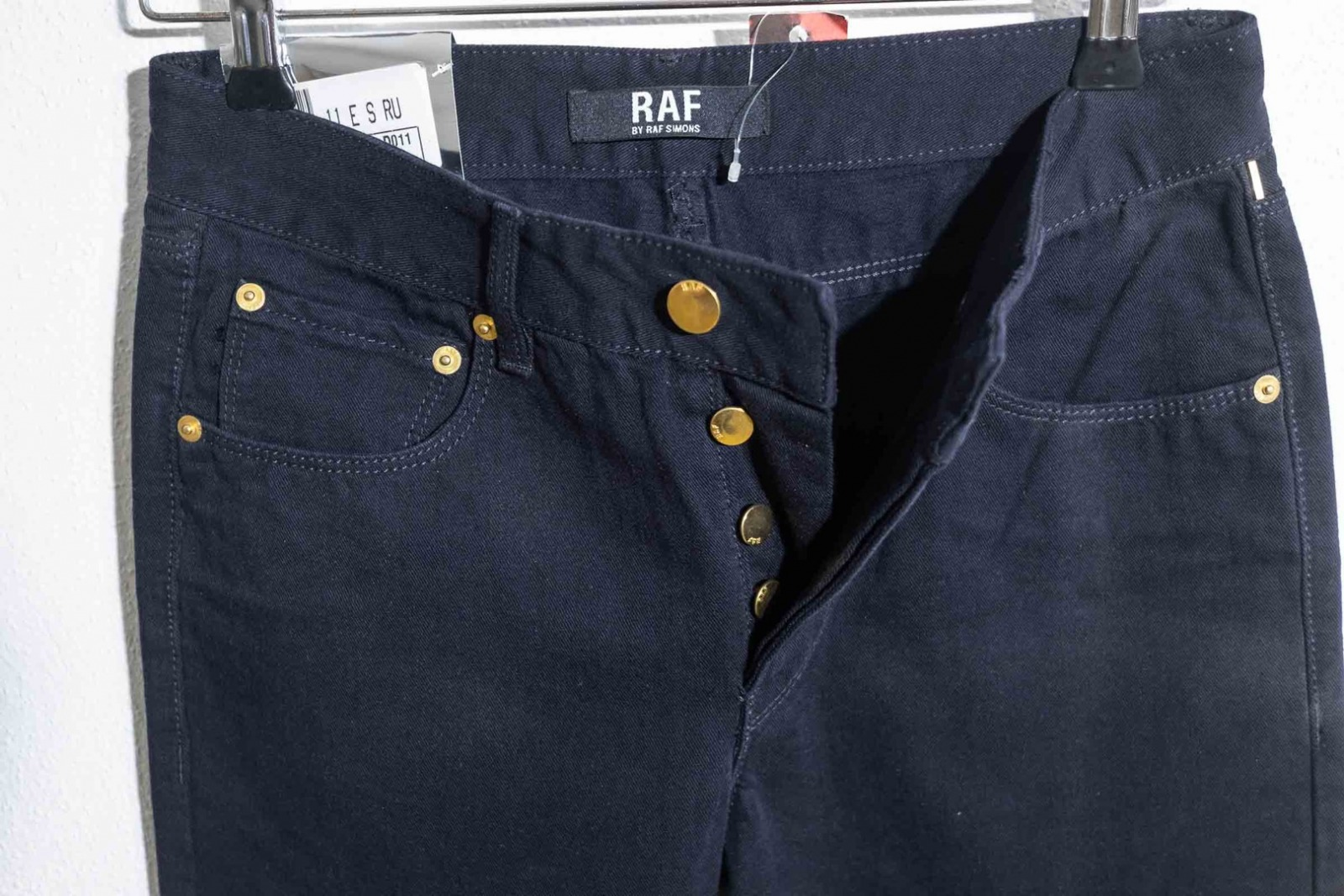 RAF Denim Slim-Fit 6