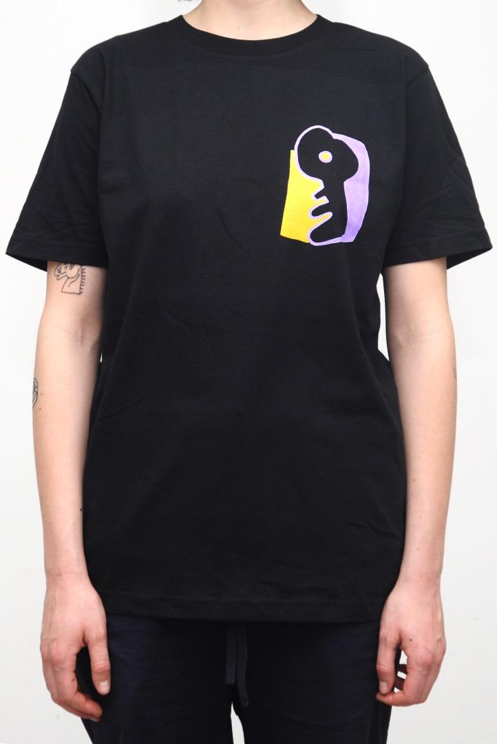 T-Shirt Hotel International 2 black