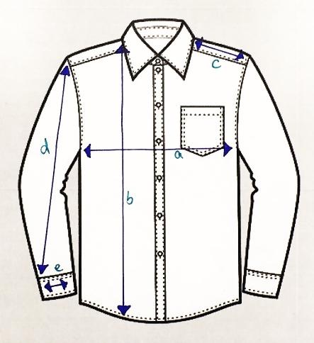 V5 Flamingo Shirt blue 4