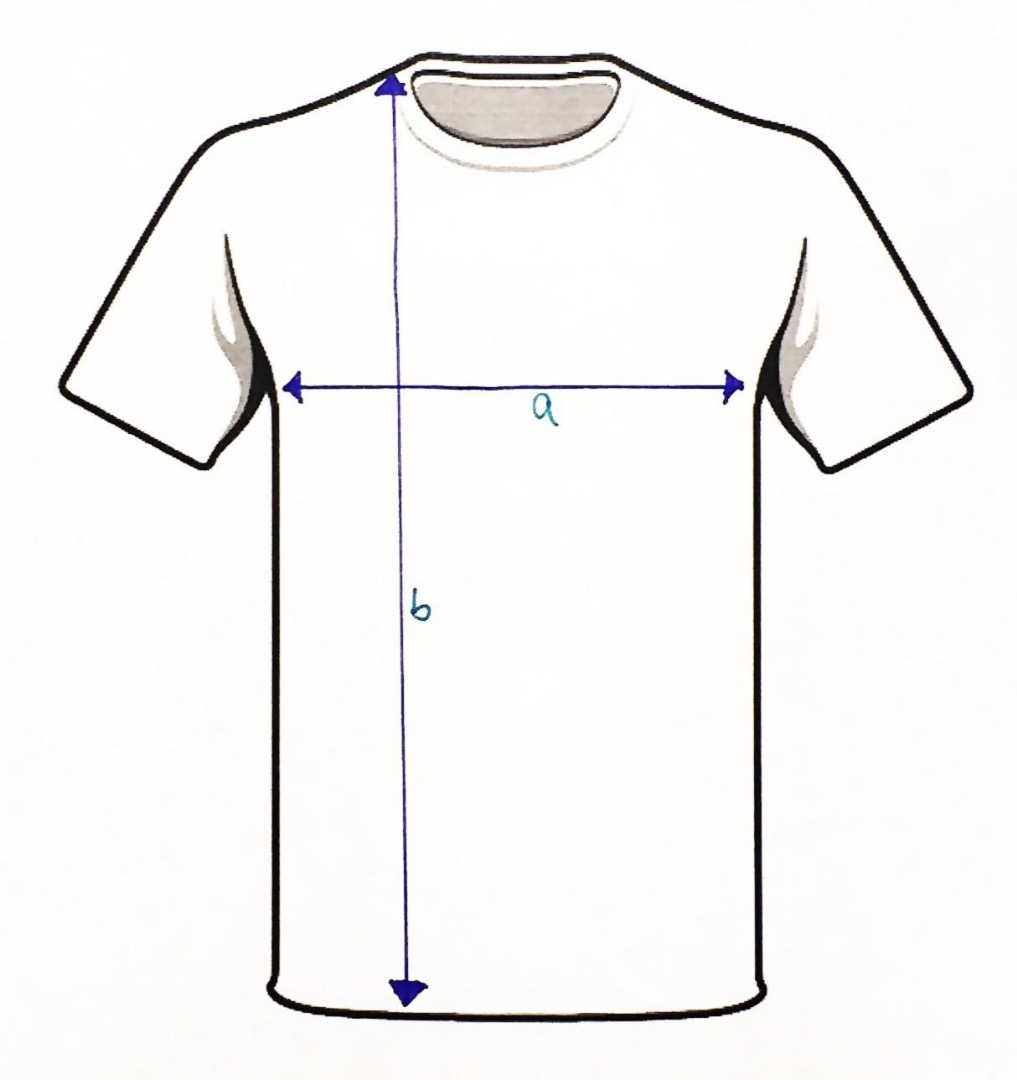 T-Shirt Splash of Color 4