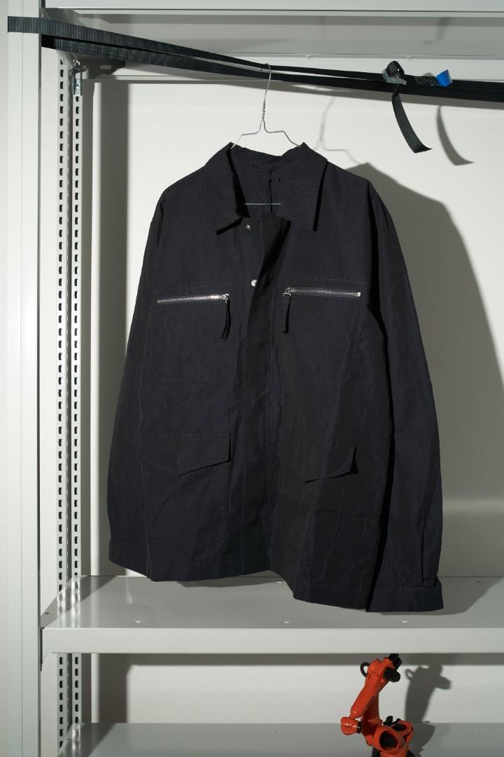 Nellis Jacket - Navy