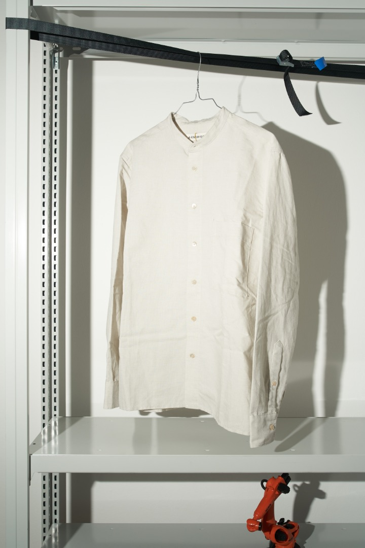 Luxor Shirt - Light Grey