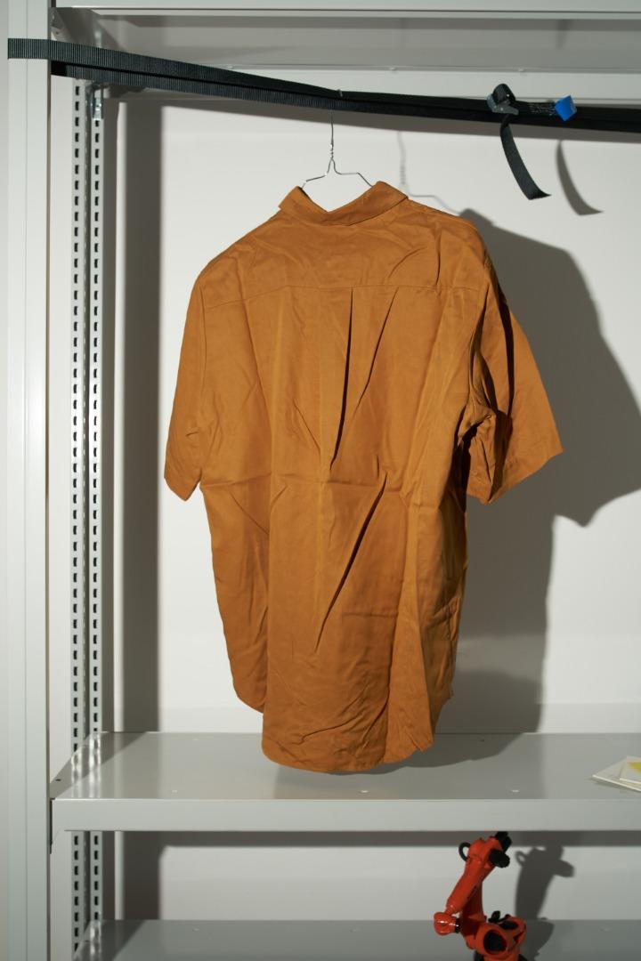 Banepa Shirt - Ochre 3