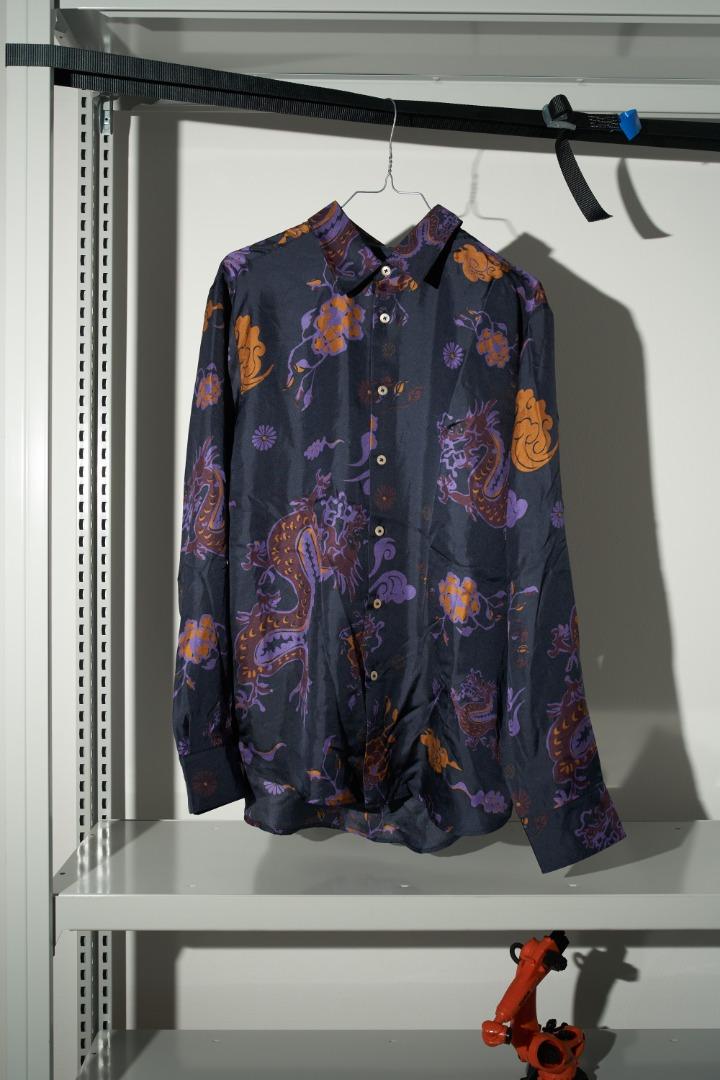 Dharan Shirt - Silky Dragon