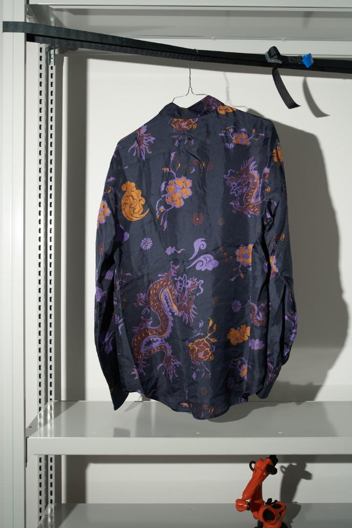 Dharan Shirt - Silky Dragon 2