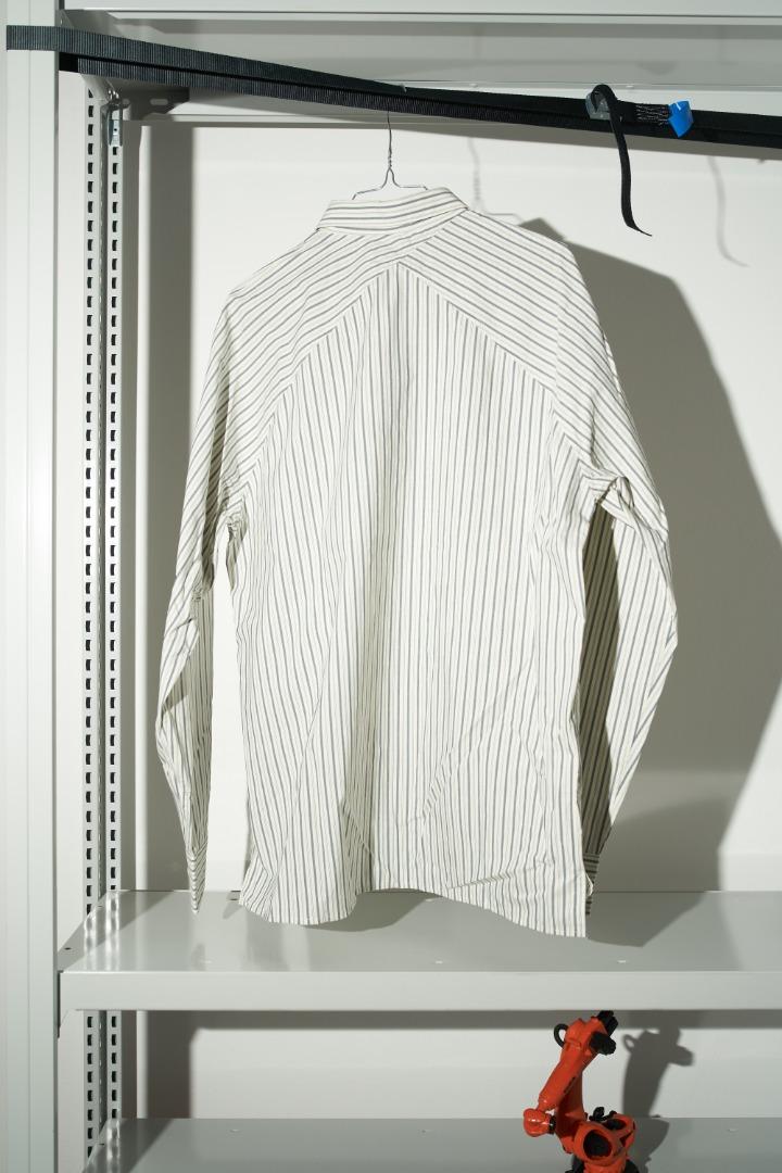 Lahan Shirt - Classy Stripes 2