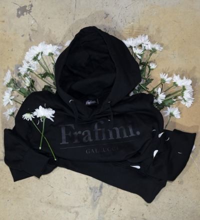Understatement Hoodie Black on Black FRAFIMI