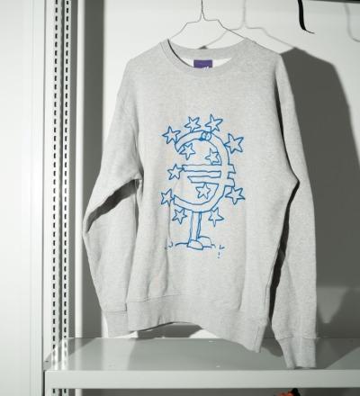 Sweatshirt Willy the EUnifier AZITA STEFAN