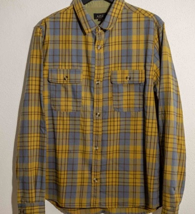 Shirt Checkered - A.P.C.
