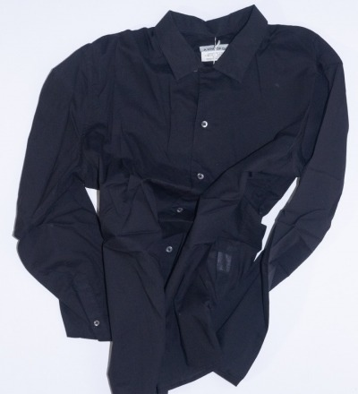 Excalibur Shirt - Sheer Black - A KIND OF GUISE