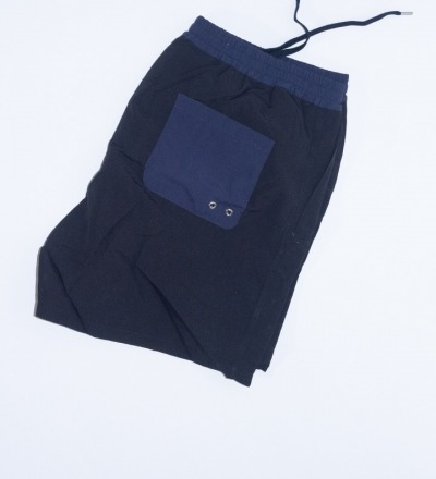 Pino Swimshorts Black KIND OF GUISE