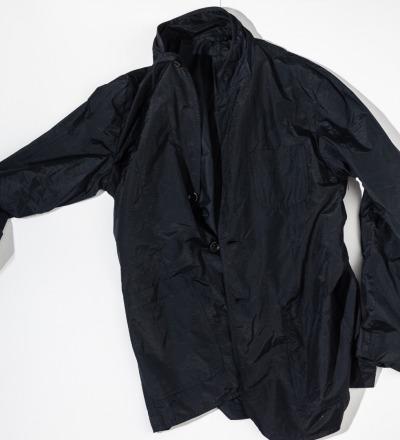 Cashmere Pocketparachute Dark Navy GABRIEL STUNZ