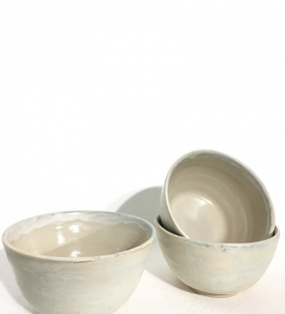 Bowl cm Cream KIM CERAMICS