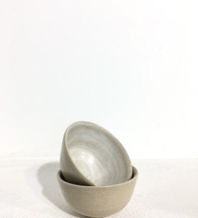 Bowl cm Cream White KIM