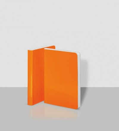 Candy Neon Orange Notebook S NUUNA