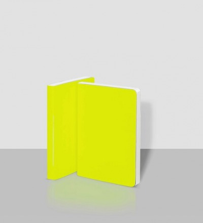 Candy Neon Yellow - Notebook S - NUUNA