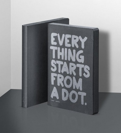 Everything Starts From A Dot - Notebook L - NUUNA