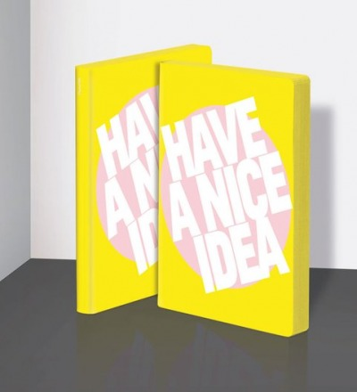 Have Nice Idea Notebook L NUUNA