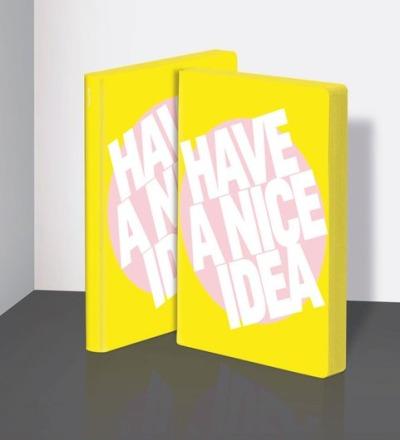 Have A Nice Idea - Notebook L - NUUNA