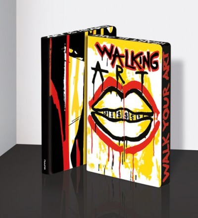 Walking Art - Notebook L - NUUNA
