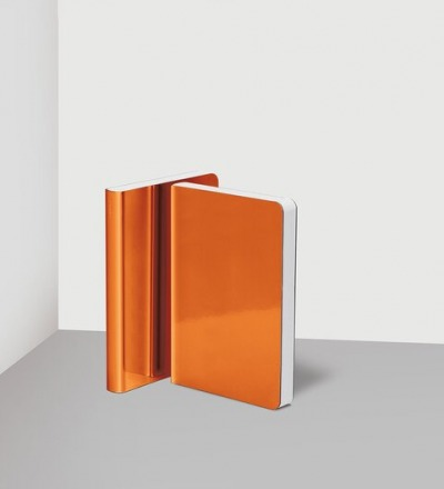 Shiny Starlet Orange Notebook S NUUNA