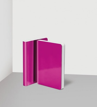 Shiny Starlet Pink Notebook S NUUNA