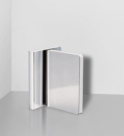 Shiny Starlet Silver - Notebook S - NUUNA