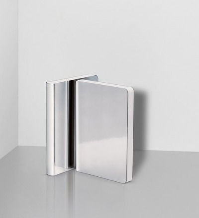 Shiny Starlet Silver Notebook S NUUNA