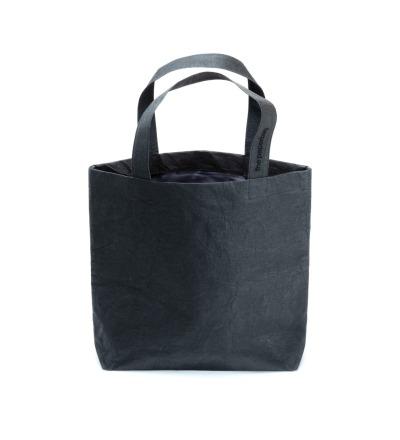 Paperbag NO 01 - Black | Black - THE PAPERBAG