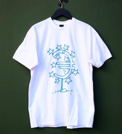 T-Shirt Willy the EUnifier by Stefan Marx - AZITA X STEFAN MARX