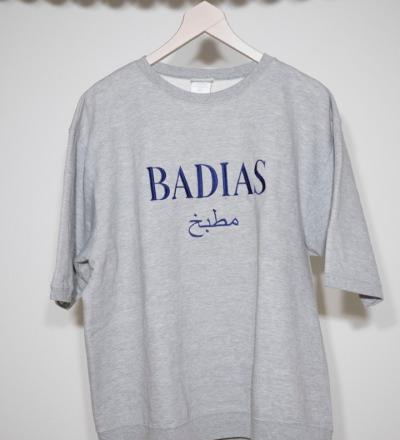 BADIAS Kitchen Shortsleeve-Sweatshirt - BADIAS