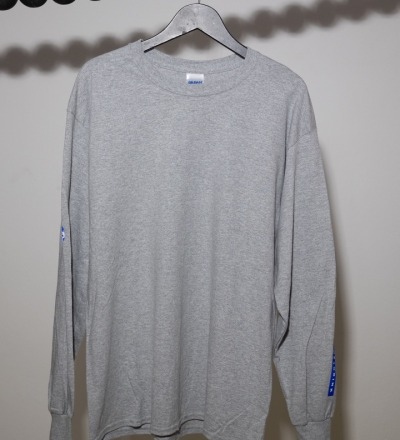 HWSD Longsleeve Grey HARD WORK SOFT