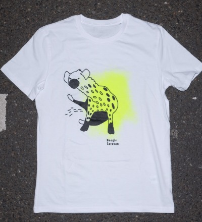 Boogie Caravan T-Shirt - ATA & SHANTEL