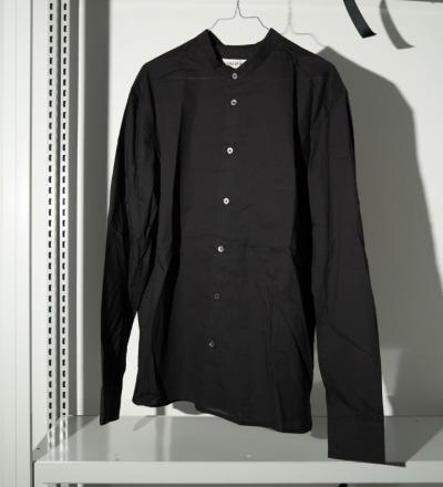 Luxor Shirt Sheer Black KIND OF