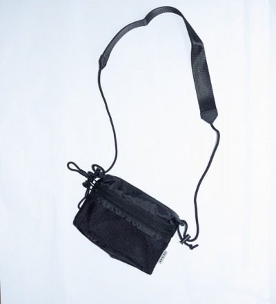 SACOCHE Small Black - TAIKAN BAG