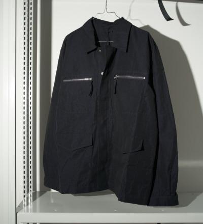Nellis Jacket Navy KIND OF GUISE