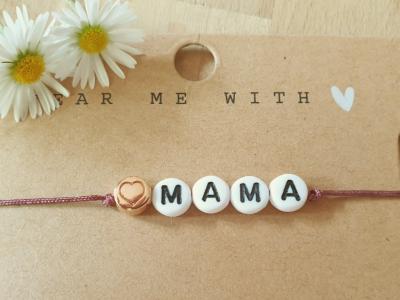 Armband Mama