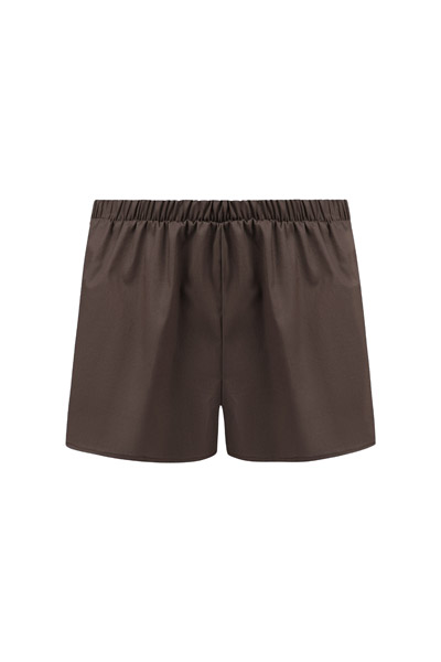 Bio Shorts Smilla anthrazit 2