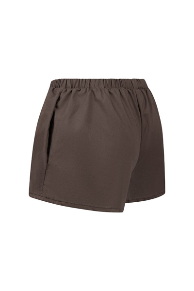 Bio Shorts Smilla anthrazit