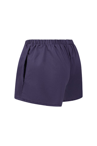 Bio Shorts Smilla blau