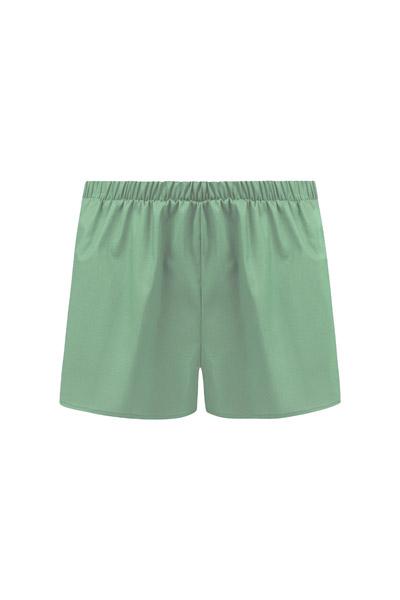 Bio Shorts Smilla meergrün 2